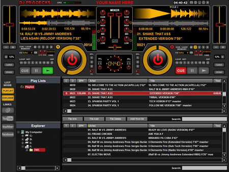 DJ ProDecks | Digital DJ INFO