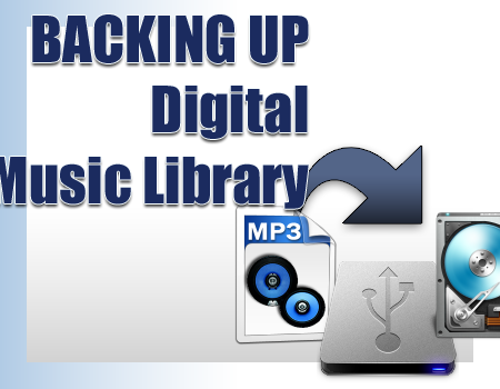 Back Up Your Music | Digital DJ INFO