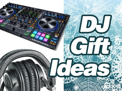 DJ Gift Ideas For Holiday Season