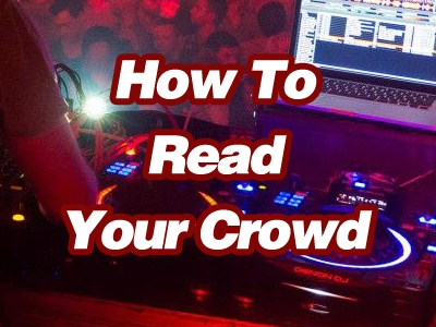 How Do DJs Read The Crowd ?