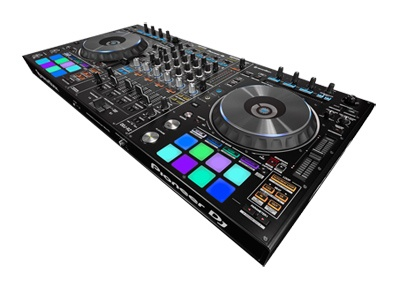 Two New Controllers From Pioneer DJ: DDJ-RZ And DDJ-RX