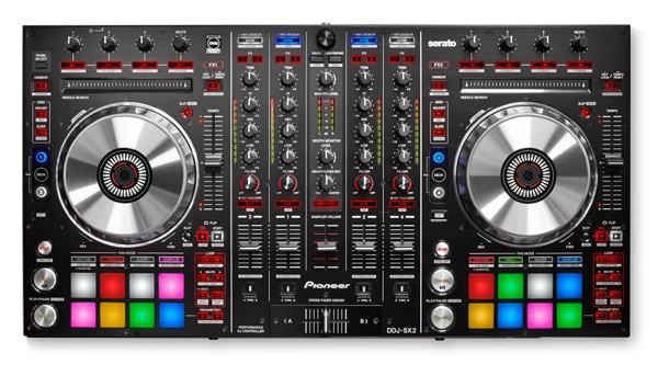 2017 Best Dj Controllers For Beginner And Pro Djs
