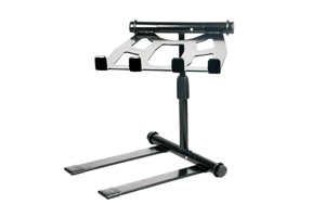 Pyle PLPTS55 DJ Laptop Stand