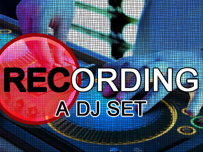 Recording-DJ-Set