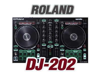 Roland DJ-202: Features And Opinion