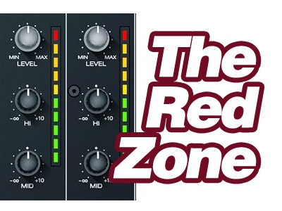 The Red Zone On Your Mixer