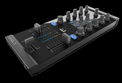Traktor Kontrol Z1 Angel View